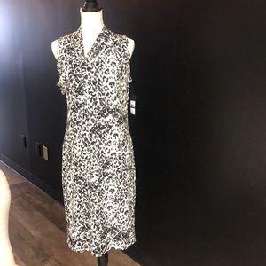 Rachel Roy leopard dress nwt
